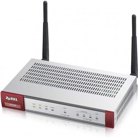 Zyxel ZyWALL 400 Mbps Wireless AC UTM Firewall, fino a 25 utenti - Licenze UTM opzionali