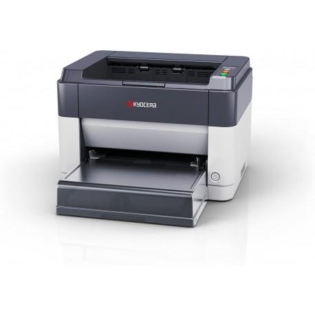 Kyocera Ecosys FS-1061DN, stampante laser monocromatica, stampa bianco e nero, 25 pagine al minuto