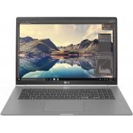 "LG Gram 17Z990 Notebook 17"" QHD 16:10 IPS, i7-8565U, RAM 8GB DDR4, SSD 512GB, Batteria 72 Wh (fino a 19,5 ore), Win 10 Home"