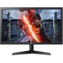 "LG UltraGear Monitor Gaming 23.6"" Full HD LED, 1920 x 1080, 1 ms, Radeon FreeSync 144 Hz, Contrasto Dinamico 5 M, 2 x HDMI"