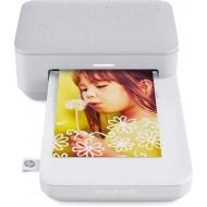 HP Sprocket Studio Stampante Fotografica Istantanea Portatile, Bluetooth 5.0, 10x15, compatibile con Android e IOS, Perla