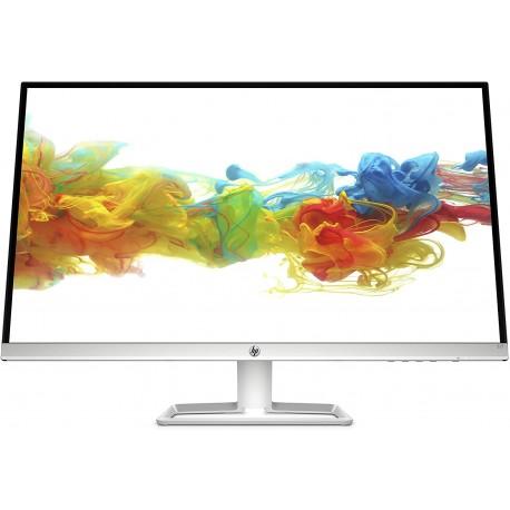 "HP 32f Monitor 31.5"" ultrasottile per PC, antiriflesso FHD (1920x1080) IPS, bordi ultrasottili, Argento"