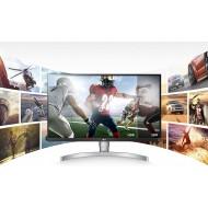 "LG 27"" 4K UltraHD LED IPS HDR 10, 3840 x 2160, 1 Miliardo di Colori, Radeon FreeSync 60 Hz, 2x HDMI, 1x Display Port 1.4"