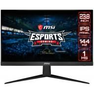 "MSI Optix G241 Gaming 24"", Display 16:9 FHD (1920x1080), Frequenza 144Hz, Tempo di risposta 1ms, Pannello IPS, AMD FreeSync"