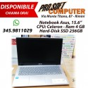 Notebook ASUS N4020, SSD 256 GB + Ram 4 GB, 15.6 Pollici, S.O. Windows 10 Home