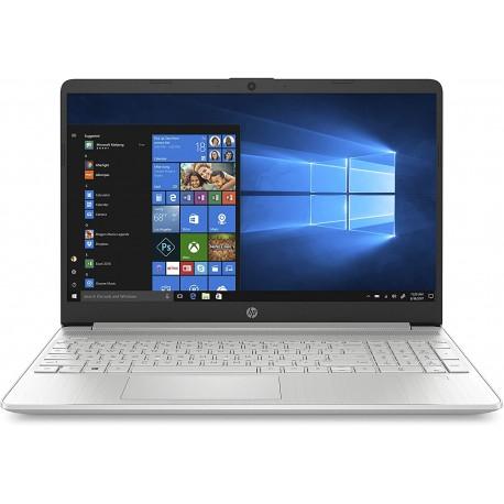 HP – PC 15s-fq1034nl Notebook, Intel Core i7-1065G7, RAM 8 GB, SSD 512 GB, Grafica Intel Iris Plus, Windows 10 Home