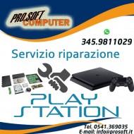 Servizio riparazione Console Playstation