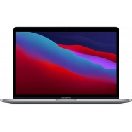 "Novità Apple MacBook Pro (13"", Chip Apple M1 con CPU 8-core e GPU 8‑core, 8GB RAM, 256GB SSD) - Grigio siderale"