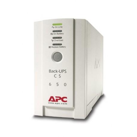 APC Back UPS CS 650 GRUPPO DI CONTINUITA' 400 WATTS650 VA