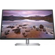 Monitor 32 Pollici IPS Full HD, Risoluzione 1920 x 1080, Micro-Edge, Antiriflesso, Tempo di Risposta 5 ms, HDMI e VGA